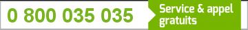0 800 035 035